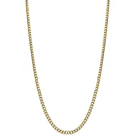 10K Yellow Gold Italian Cuban Chain (3.3 GRAMS)