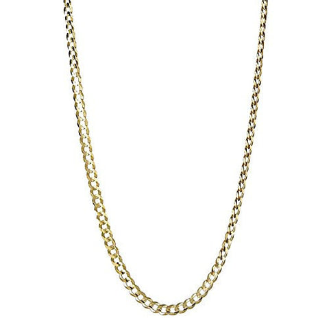 10K Yellow Gold Italian Cuban Chain (5.00 GRAMS)