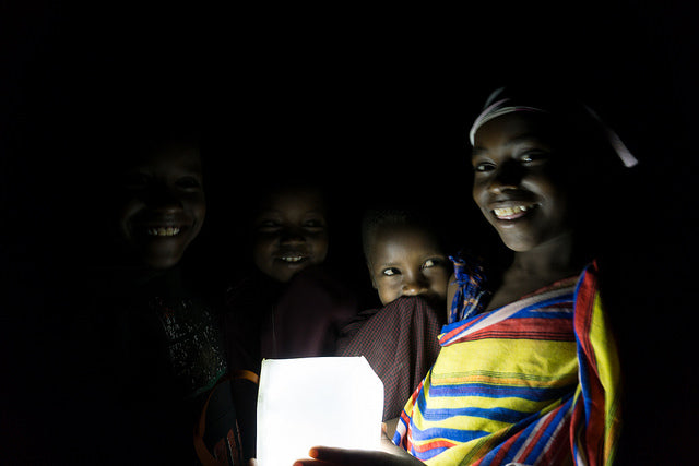How Safe Light Brings Comfort to Refugees and Survivors of Natural Disasters