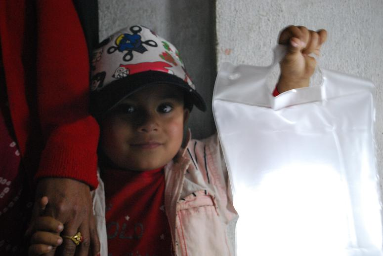Give Light Nepal Provide Lights for Earthquake Relief