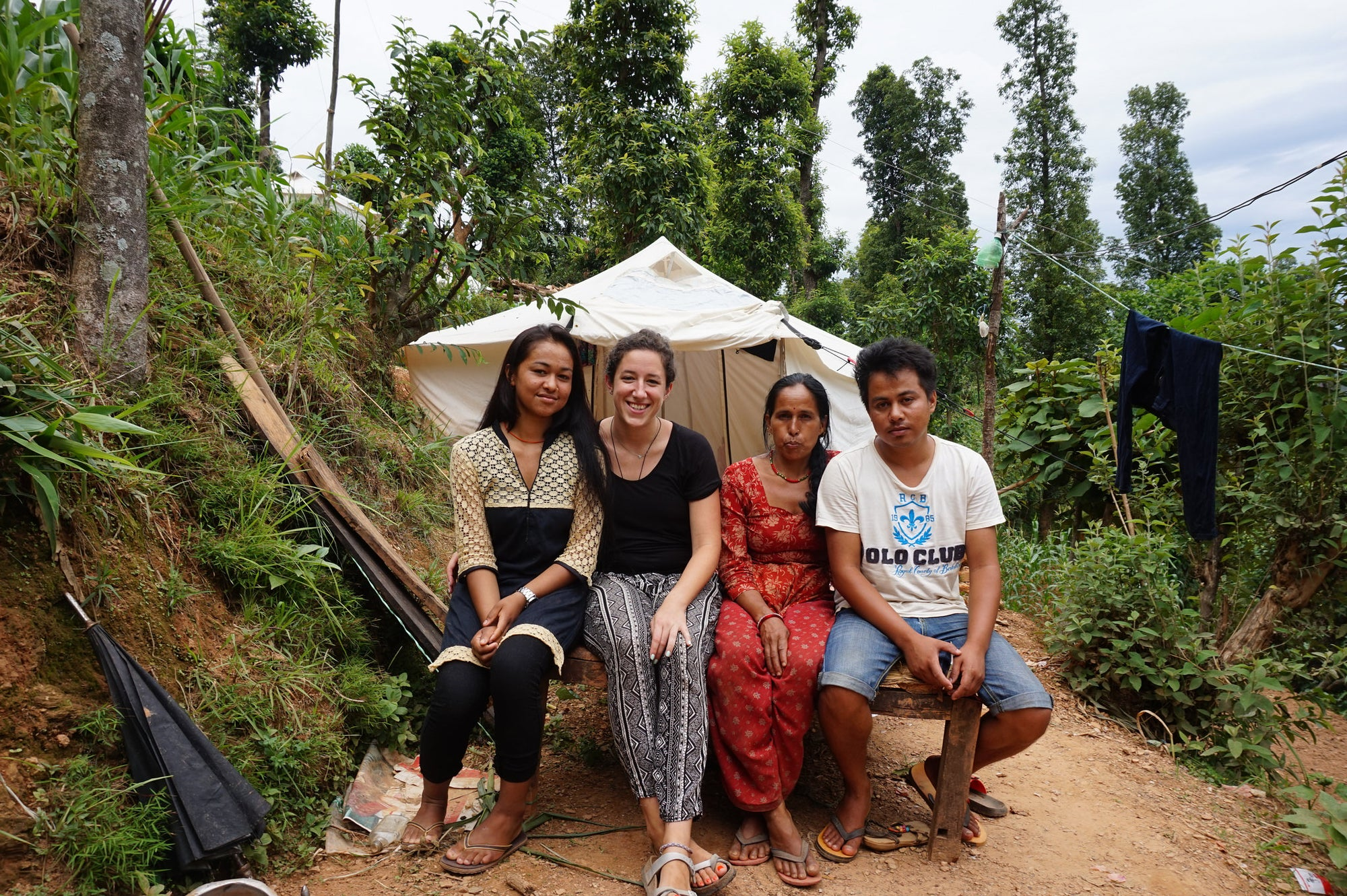 Notes from the Field: Hannah Marqusee, Peace Corps Volunteer in Nepal
