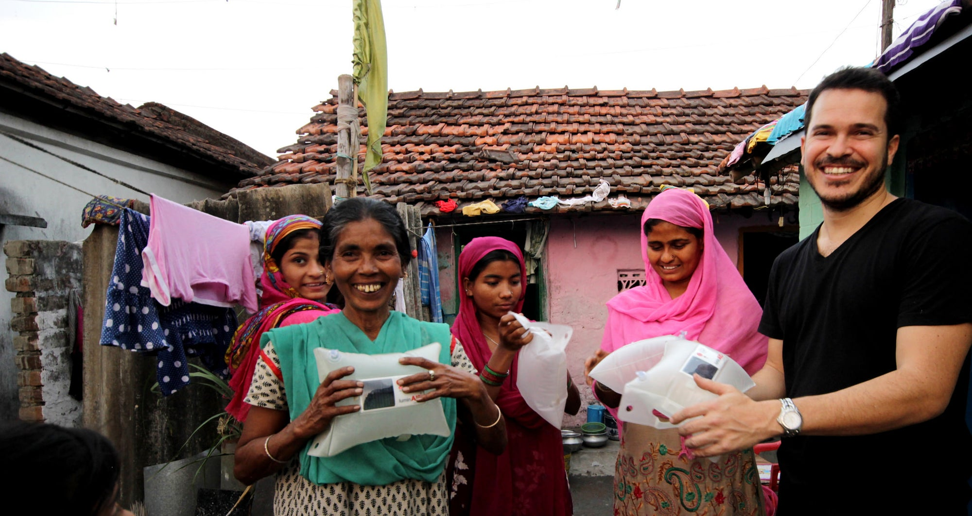 Notes from the Field: Solar Lighting for Improving Health, Education in Impoverished India