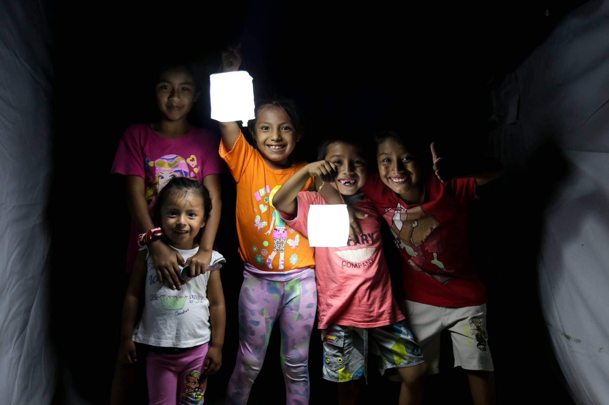 How Solar Lanterns Provide Humanitarian Aid