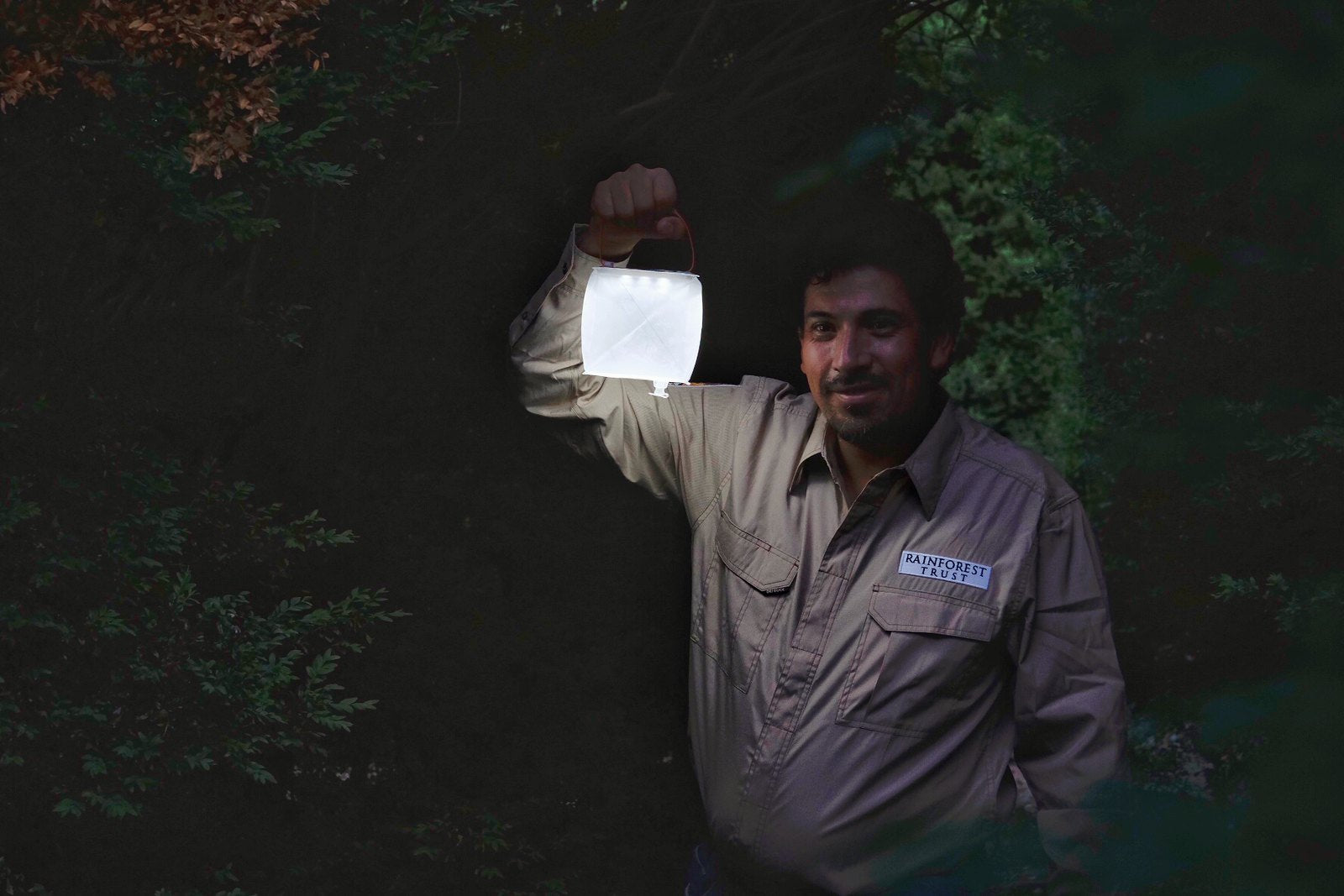 Notes From the Field: Protecting the Rainforest with LuminAID Lights
