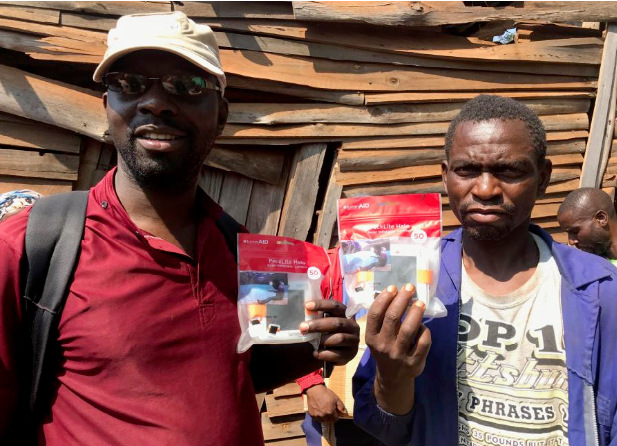 Notes From the Field: Bringing Safe Light to Zimbabwe After Cyclone Idai