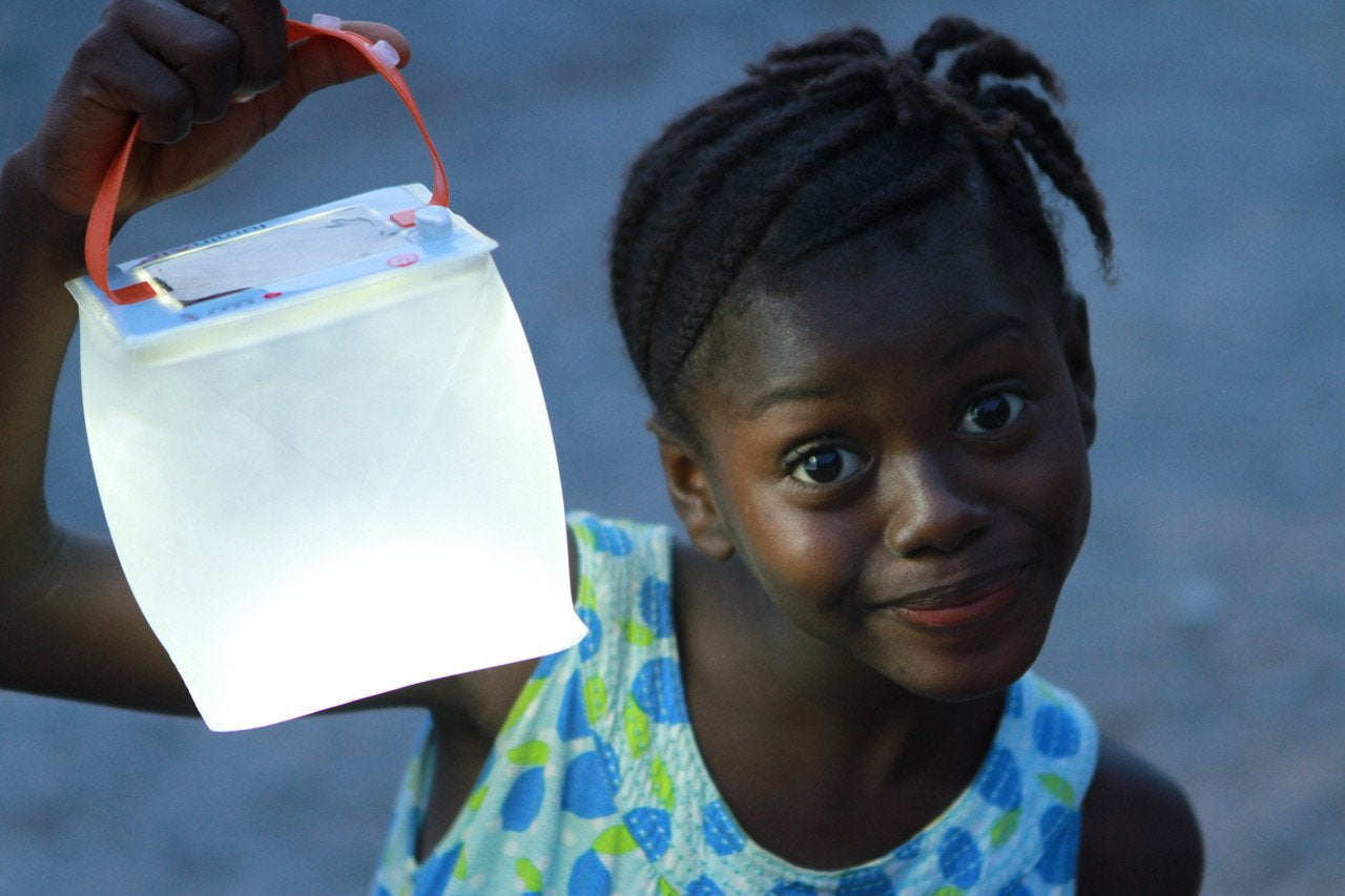 Notes From the Field: The Power of Hope in Sierra Leone-LuminAID