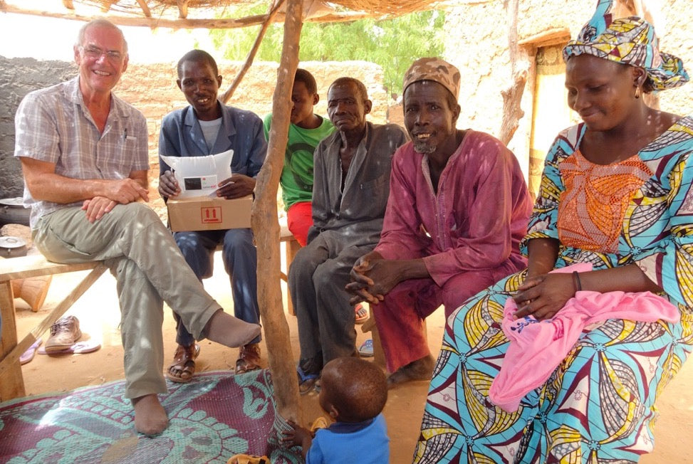 Notes from the Field: John and Alison Bront Light Up Galmi, Niger