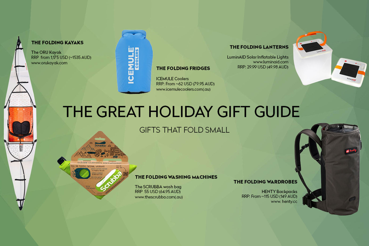 Top 5 Best Gifts for Travelers and Campers