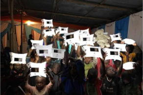 Notes from the Field: Hearts out to Haiti distributes lights to students and teachers