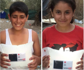 Update From the Field: Lighting the Way for Syrian Refugees in Greece