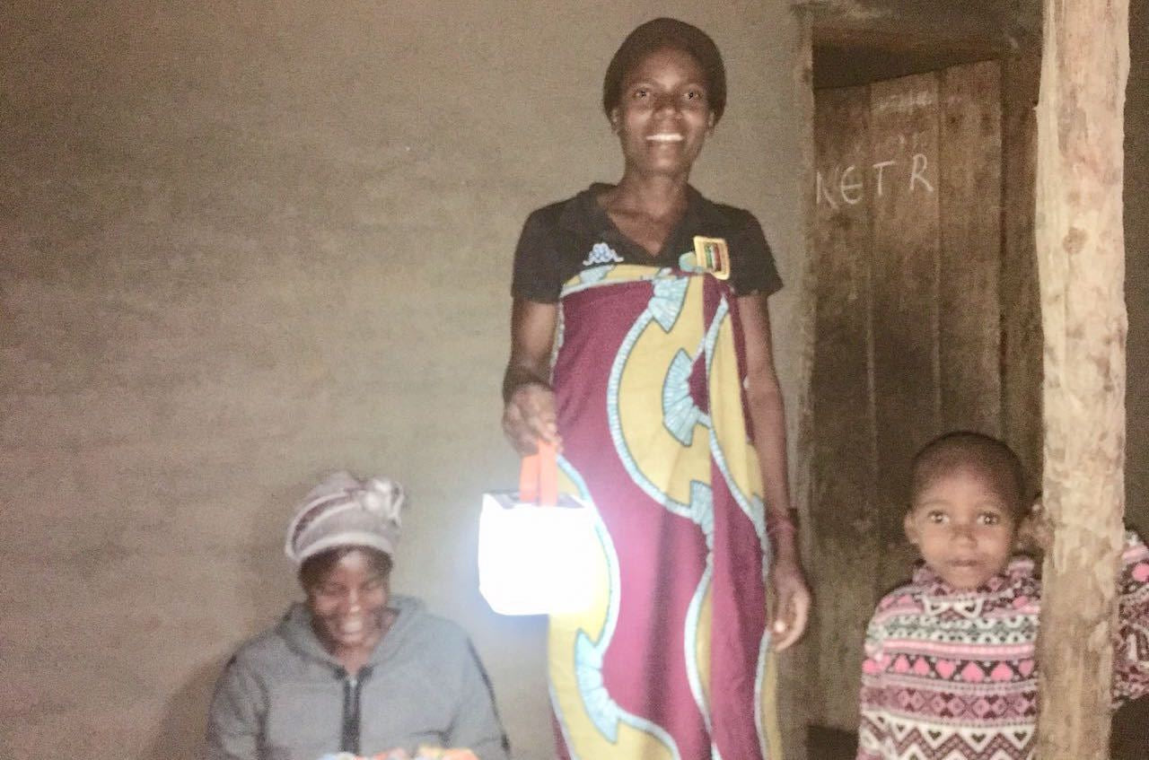 Notes From the Field: An Update From Holiday Give Light Partner buildOn-LuminAID