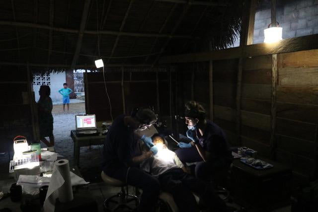 Notes From the Field: Making Smiles Bright in Panama-LuminAID
