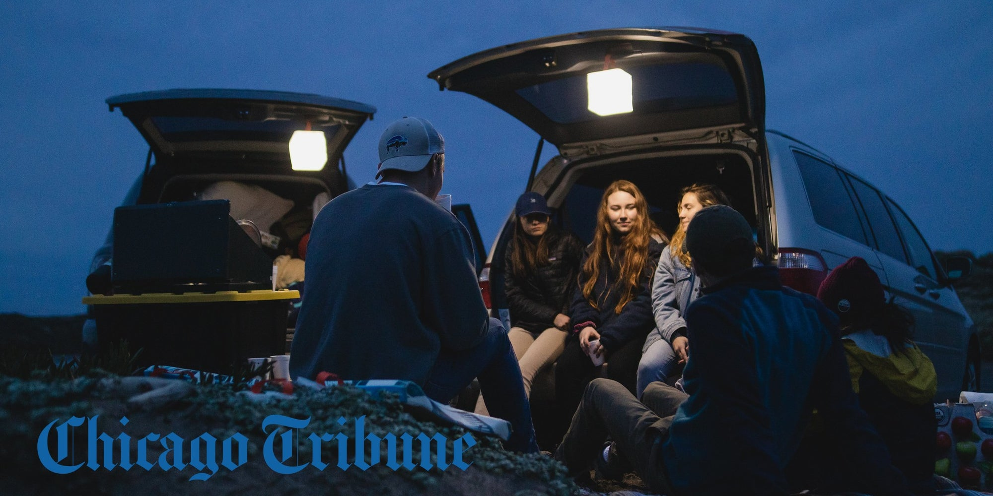 Industry Trends Show Today's Campers Staying On-Grid in the Outdoors