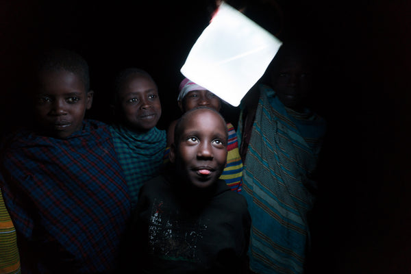 Solar light illuminates education