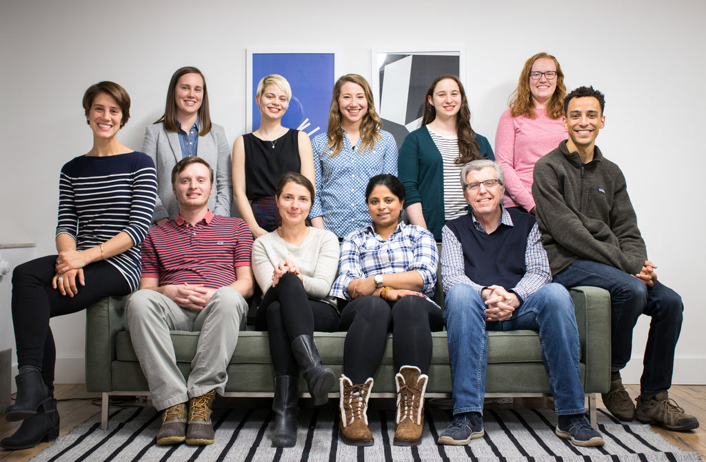 LuminAID Team Photo Chicago