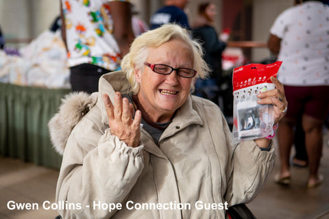 Gwen Collins - Hope Connection Guest