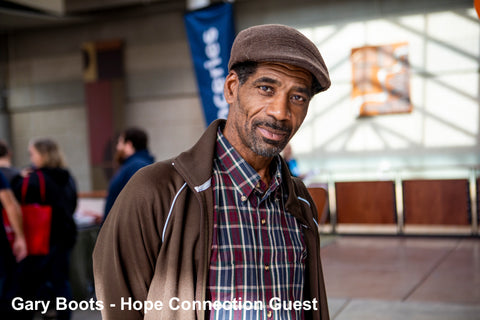 Gary Boots - Hope Connection Guest