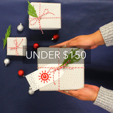 Gifts under 150 dollars