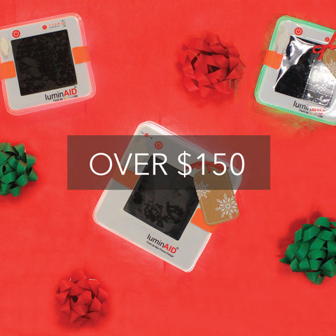 Gifts over 150 dollars