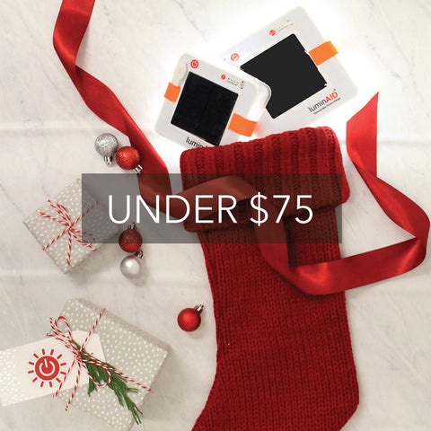Gifts under 75 dollars