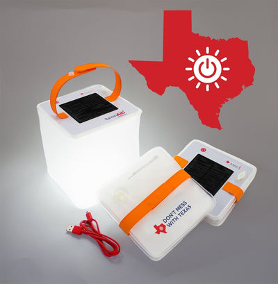 PackLite Max USB Hurricane Harvey Relief Edition