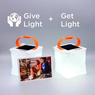 Give Light, Get Light Package