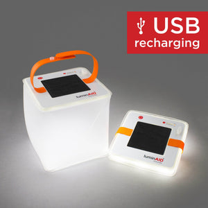 PackLite Max USB Solar Inflatable Lantern (Non-Phone Charging Model)