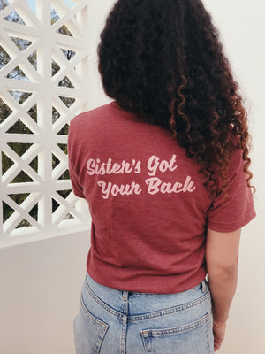 Sister's Got Your Back (clay)