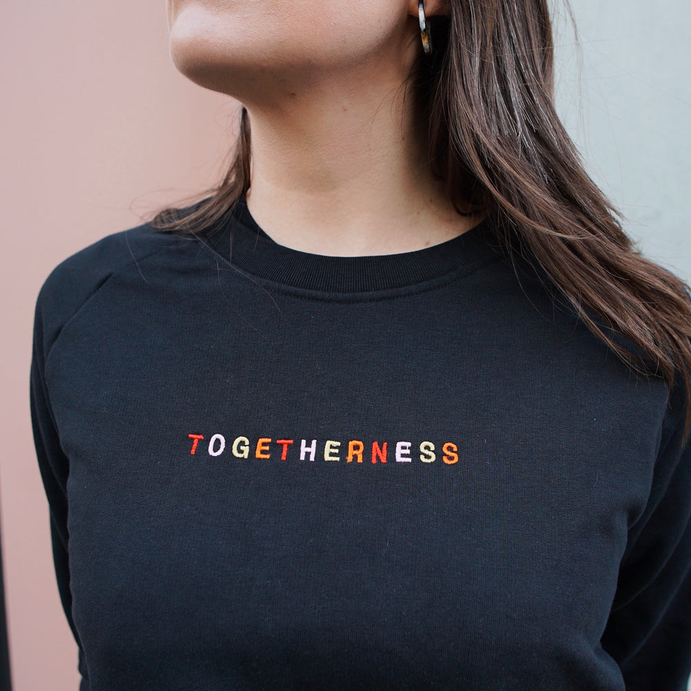 Load image into Gallery viewer, TOGETHERNESS // sweatshirt