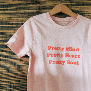 Load image into Gallery viewer, Pretty Mind (kids tee)