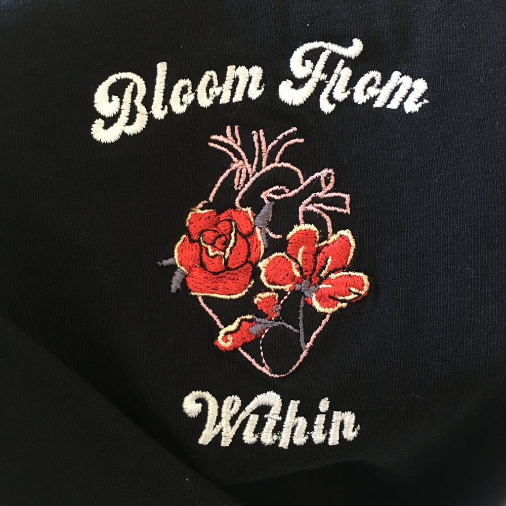 Bloom From Within // tee