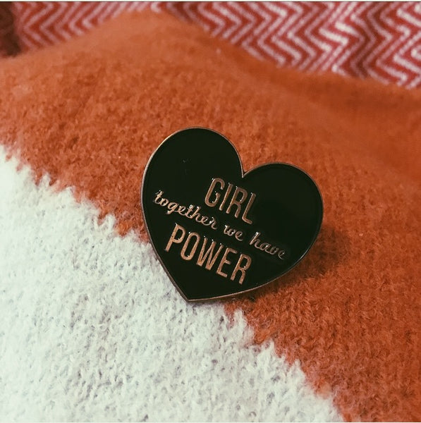 Girl Power // pin