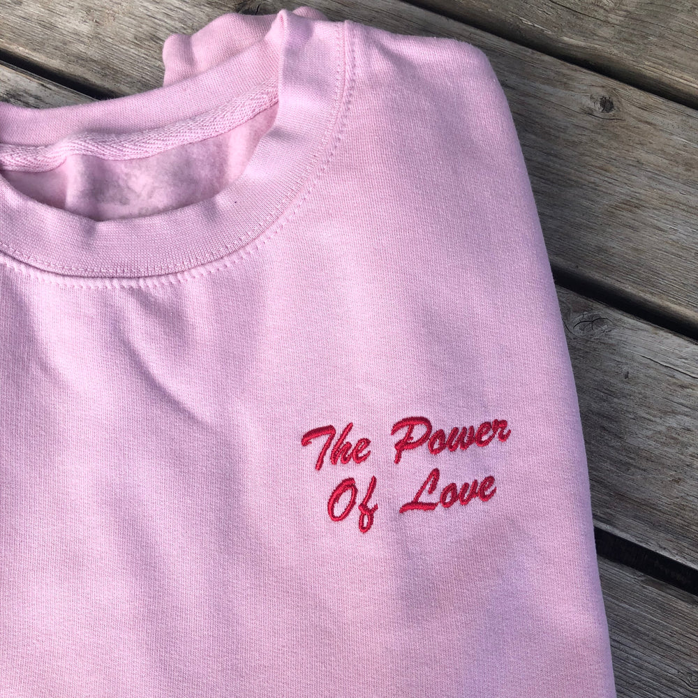 Load image into Gallery viewer, Power of Love Sweatshirt