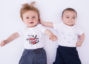 Load image into Gallery viewer, Mum // organic babygrow