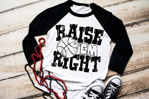 Raise 'Em Right Basketball