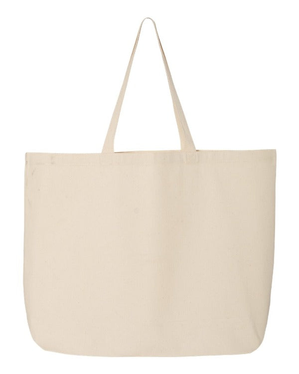 "(1) Tote (Does This Bag Make My Papers Look Graded) – 20W"" x 15H"" with 5"" depth. Accessories in the photo are not included"
