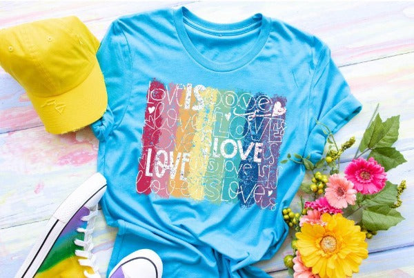 Love Is Love (2 Design Options)