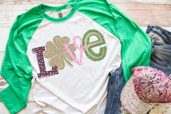 Clover Love Youth Shirt