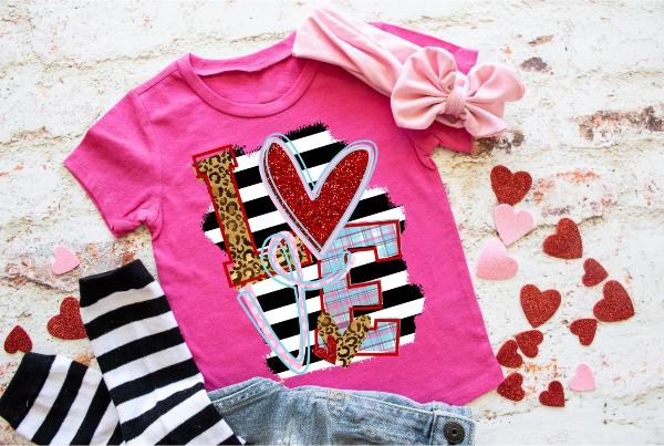 LOVE Youth Shirt