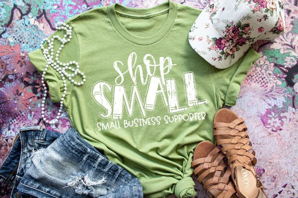Shop Small Small Business Supporter