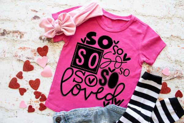 So So So So So So Loved Youth Shirt