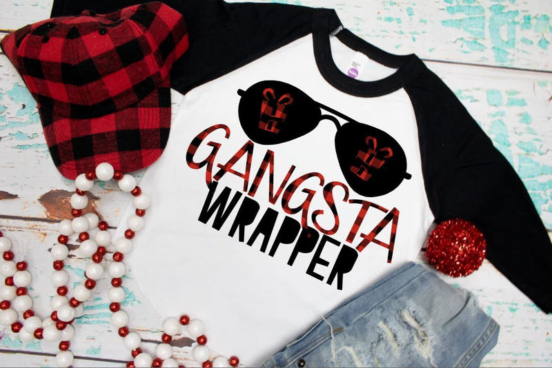 Gangsta Wrapper - Youth Shirt
