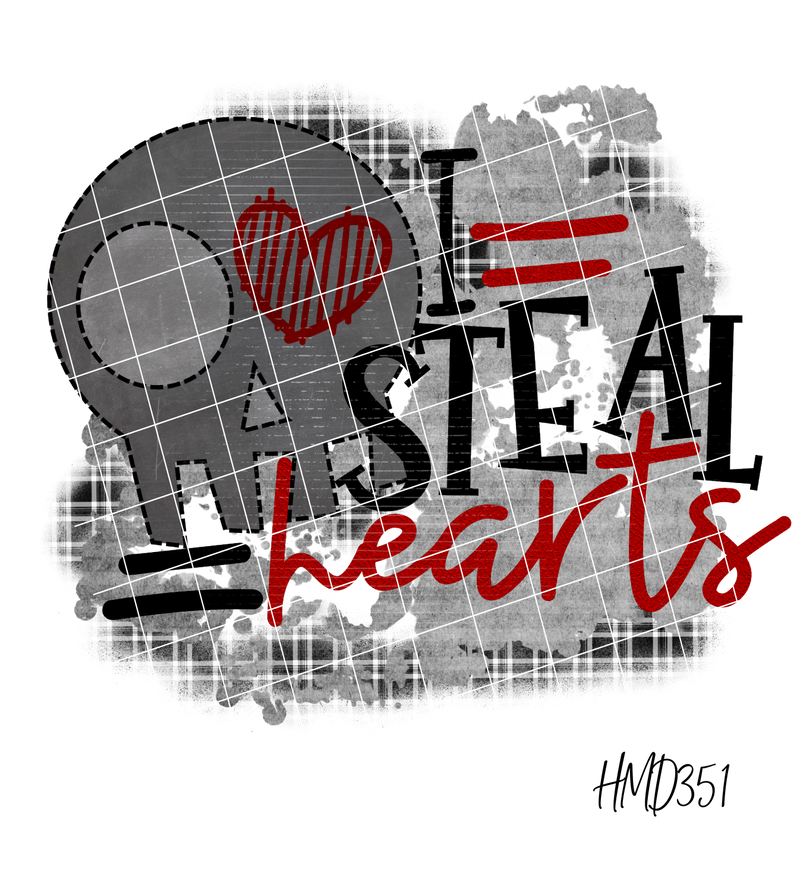 I Steal Hearts TRANSFER (PHYSICAL)