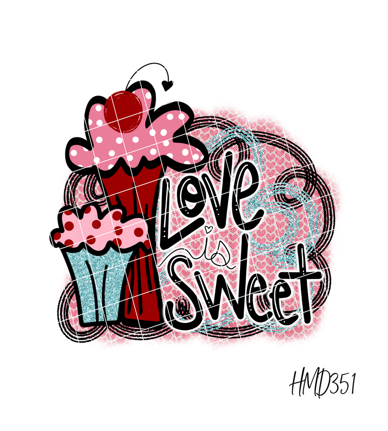 Love Is Sweet TRANSFER (PHYSICAL)