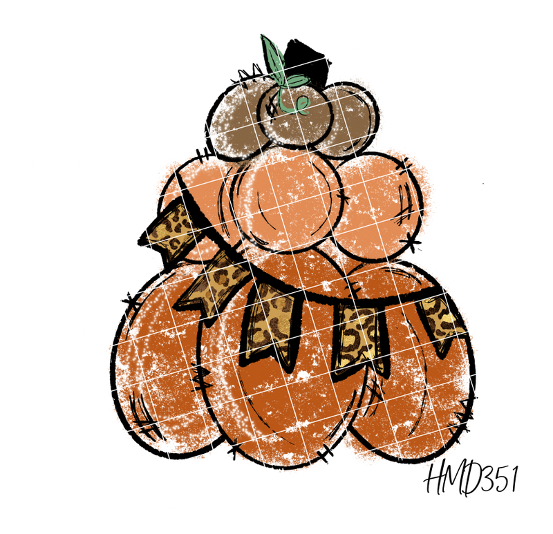 Pumpkin Tower TRANSFER (PHYSICAL)