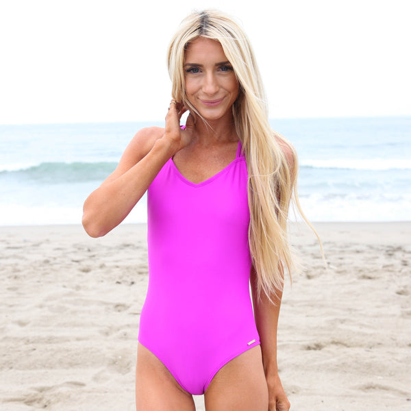 Ellie Criss Cross One Piece
