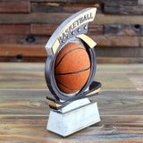 360 Basketball Trophy