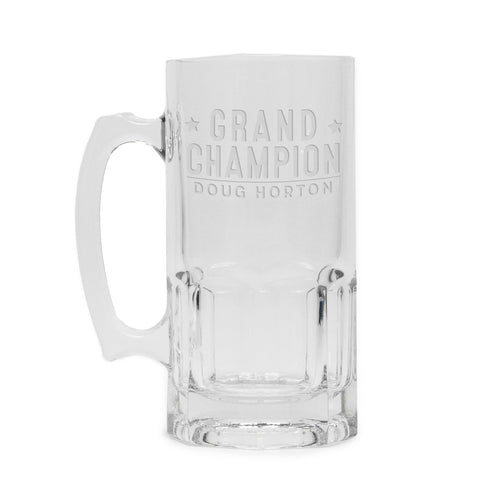 Champion Beer Glass