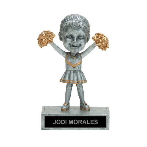 Personal Cheerleader Trophy