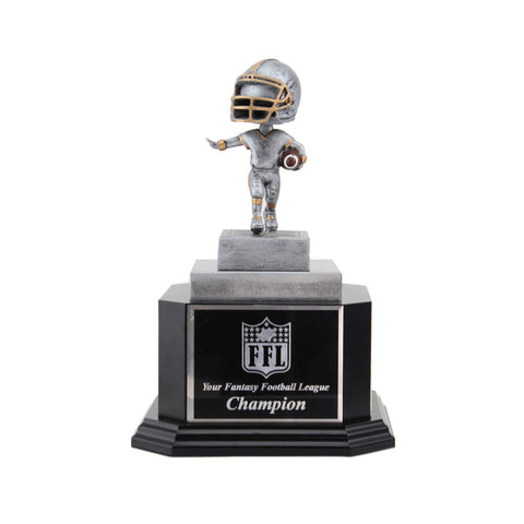 Football Bobble Head Trophy